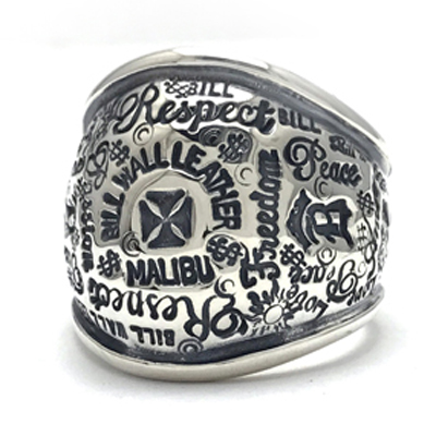 GRAFFITI DOME RING(グラフィティドームリング)