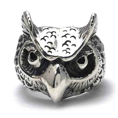 Owl Ring Medium (オウルリングミディアム)
