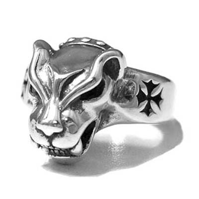 Bill Wall Leather ビルウォールレザー SMALL PANTHER RING スモールパンサーリング